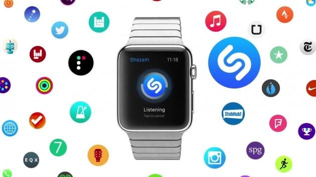 Scoprire un brano su Apple watch