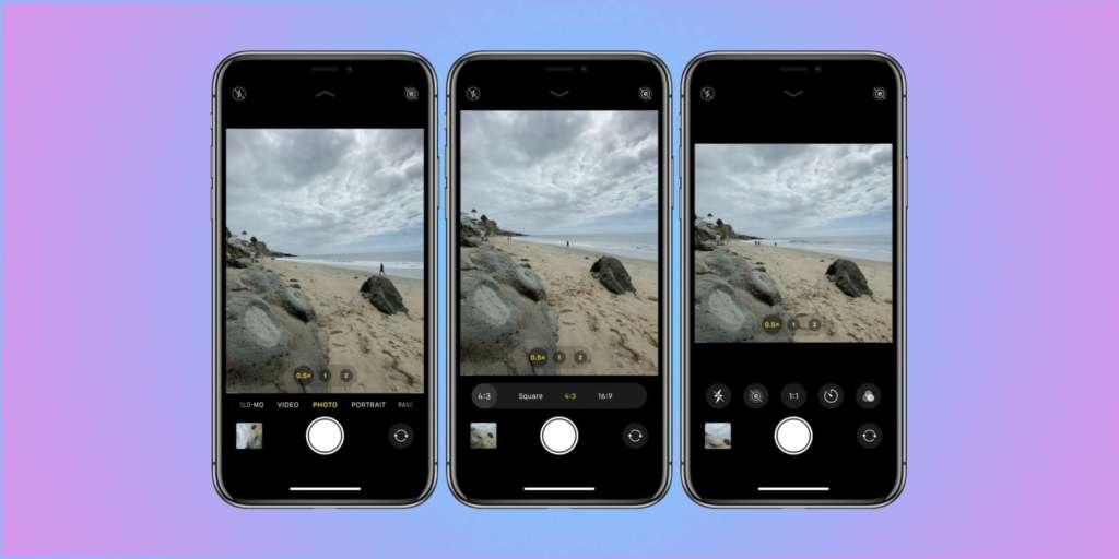 Come fare foto quadrate con iPhone 11 e iPhone 11 Pro/Pro Max.