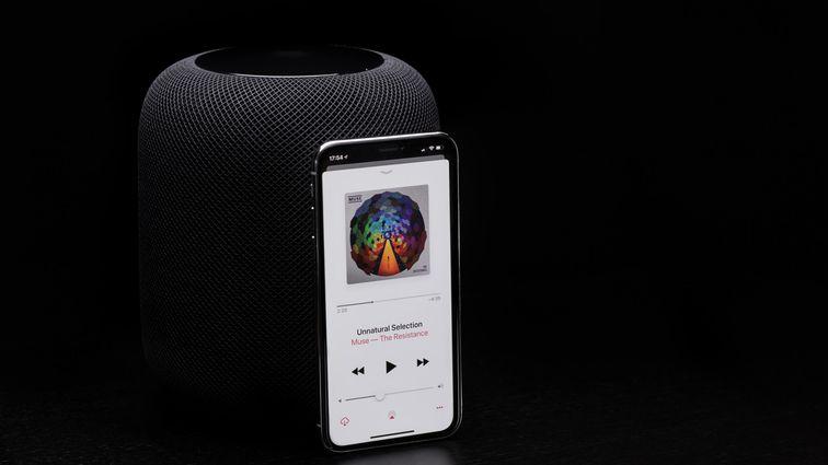 Riprodurre radio diverse su HomePod