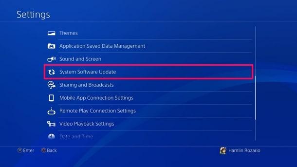 Usare giochi PS4 su iPhone e iPad 2