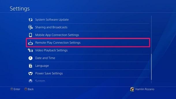 Usare giochi PS4 su iPhone e iPad 3