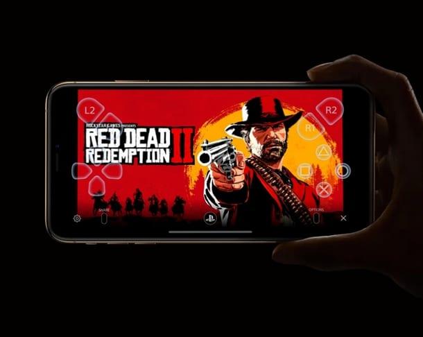 giochi PS4 su iPhone e iPad