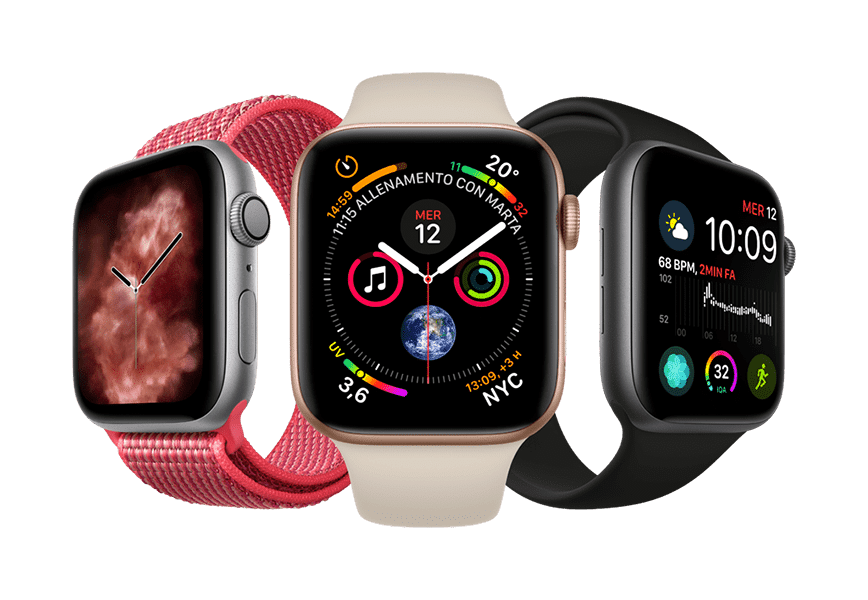 Rimuovere le complicazioni su Apple Watch