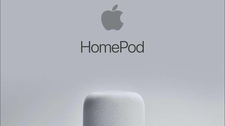 trovare il numero di serie HomePod