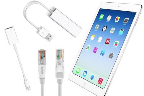 Come utilizzare Ethernet con iPad su USB-C o Lightning
