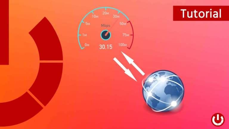 vedere la velocità di connessione su mac