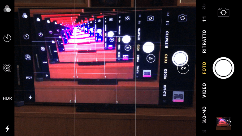 Duplicare lo schermo dell'iPhone con Replica