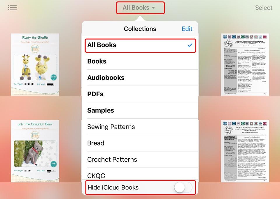 Recuperare i PDF scomparsi su iPad2
