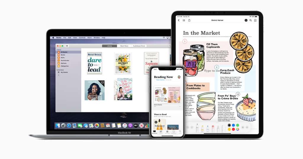 Recuperare i PDF scomparsi su iPad