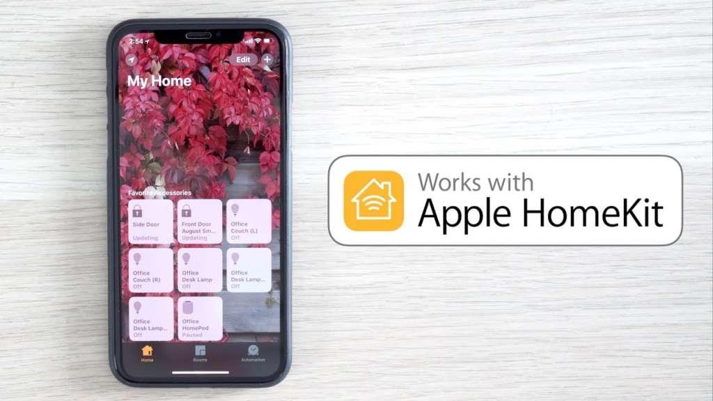 Condividere homekit con gli ospiti su iPhone
