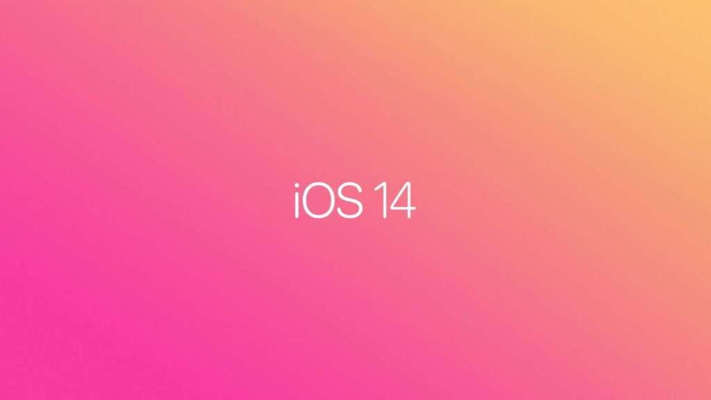 Download degli sfondi iOS 14