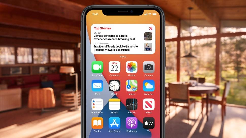novità di iOS 14 widget