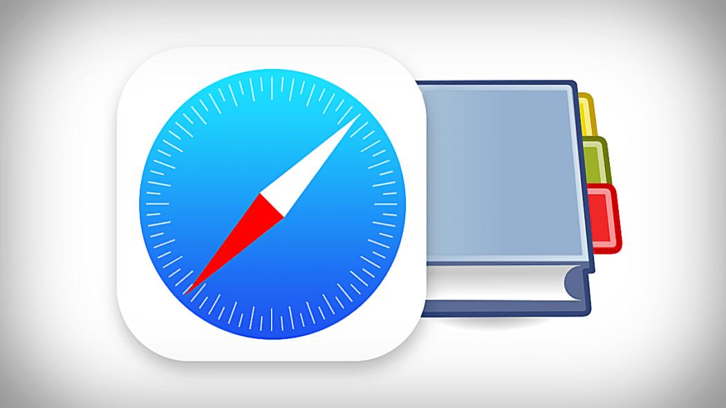 modificare i segnalibri in Safari
