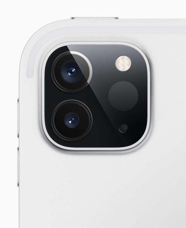 iPad Pro 12.9 Lidar fotocamera