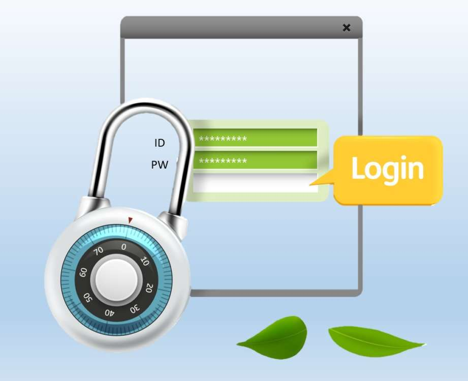 Mettere account e password su keychain