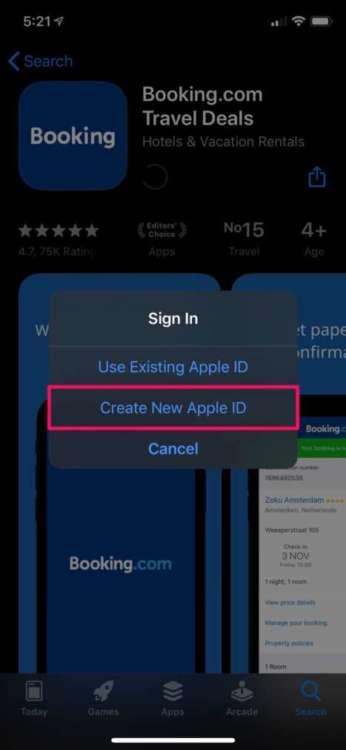 Come creare un Apple ID senza carta1