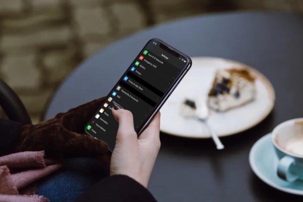 modificare le password su iPhone e iPad