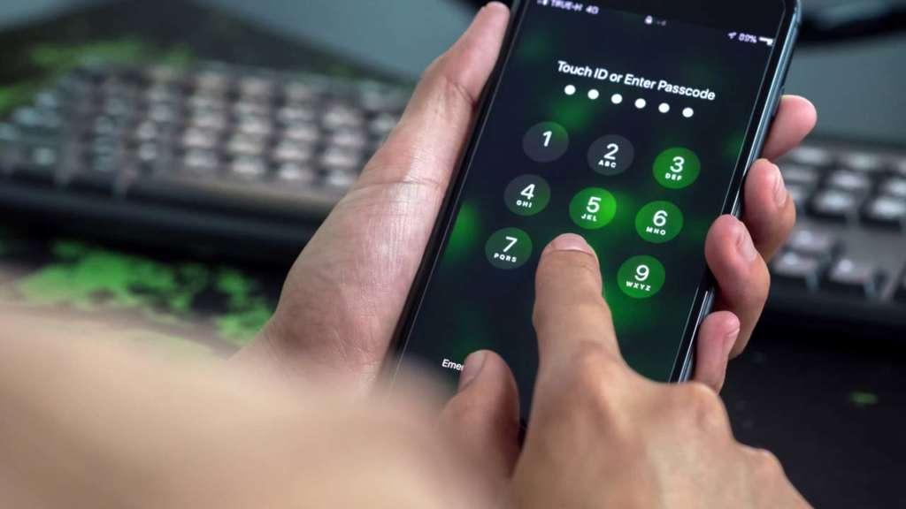 bloccare le app con password su iPhone