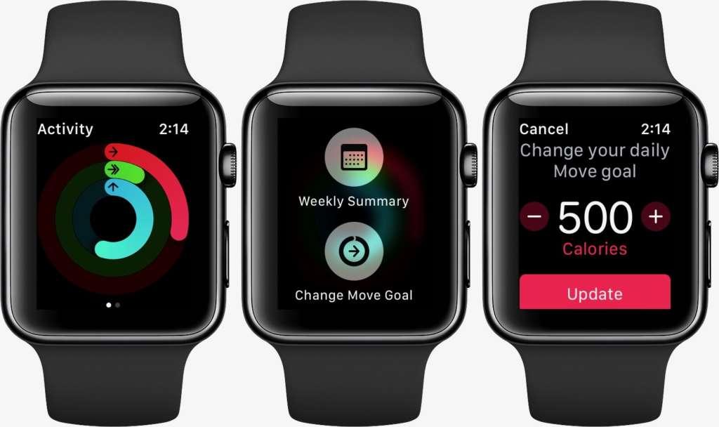 Come cambiare obiettivo con Apple Watch 2