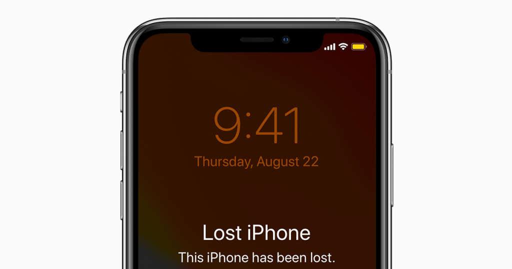 Come trovare un iPhone rubato