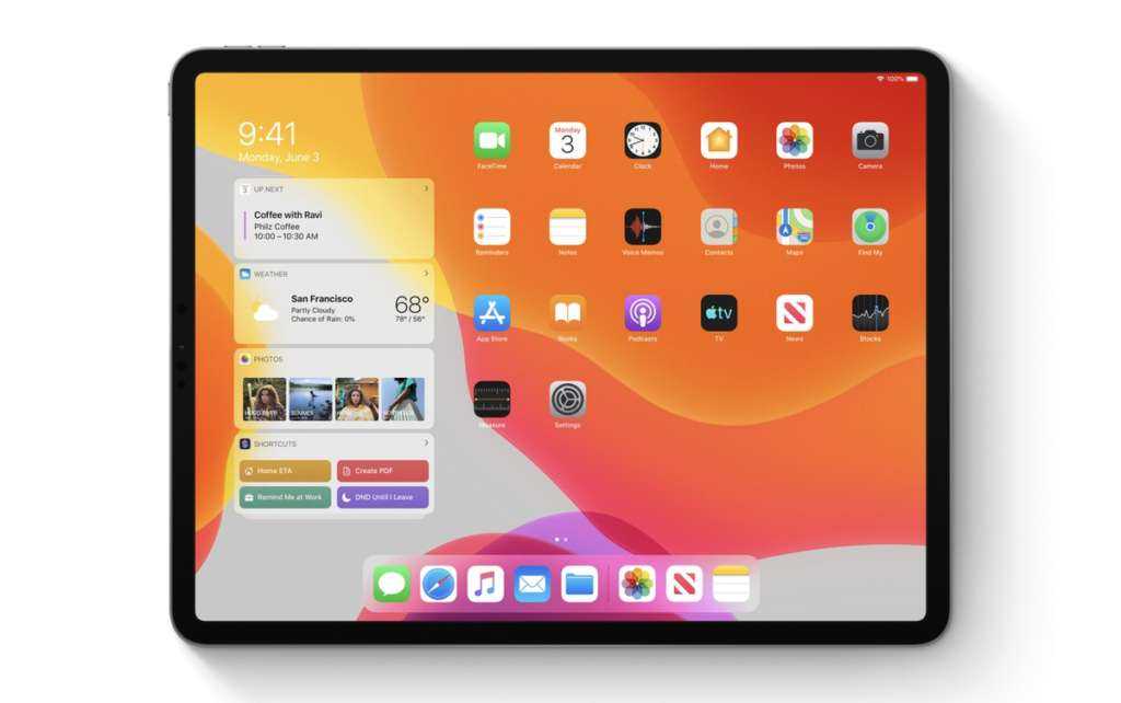 Download di iPadOS 13.6.1