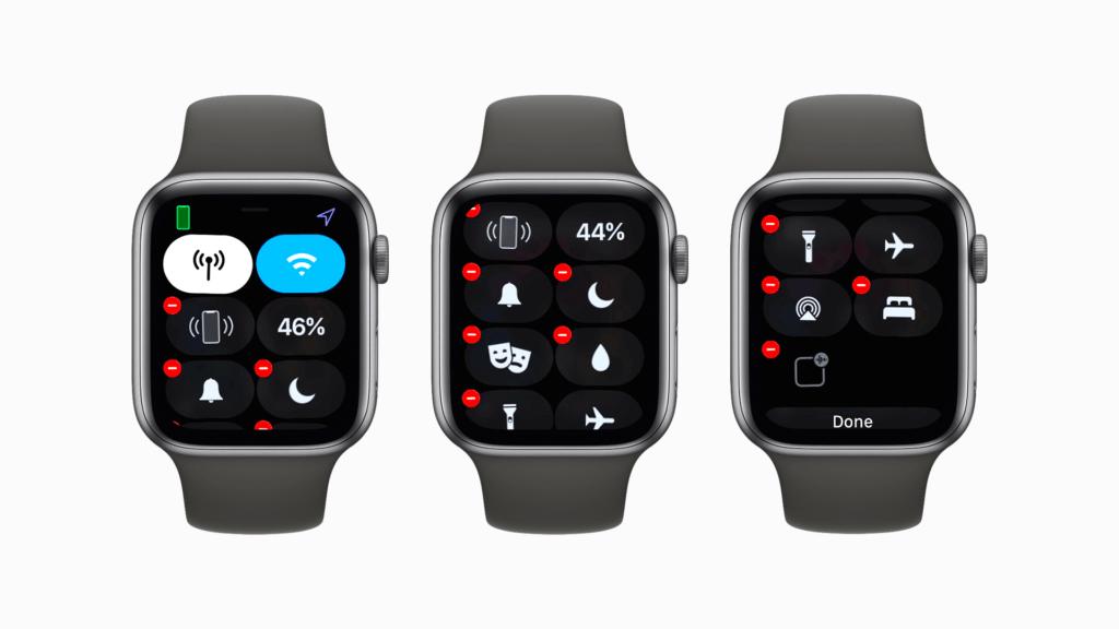 Modificare il Control Center su AppleWatch, scopriamo i segreti