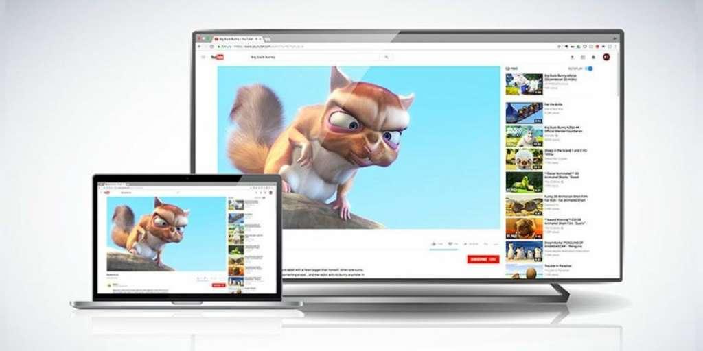 Mac in streaming sulla TV