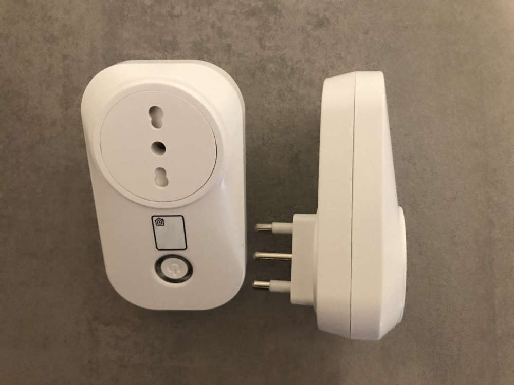 Presa italiana Homekit di Meross 2