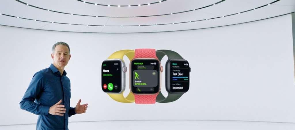 Apple watch serie 6 SE