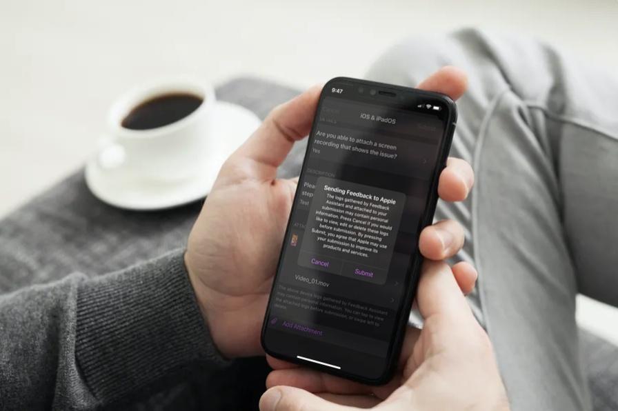 Come segnalare bug ad Apple