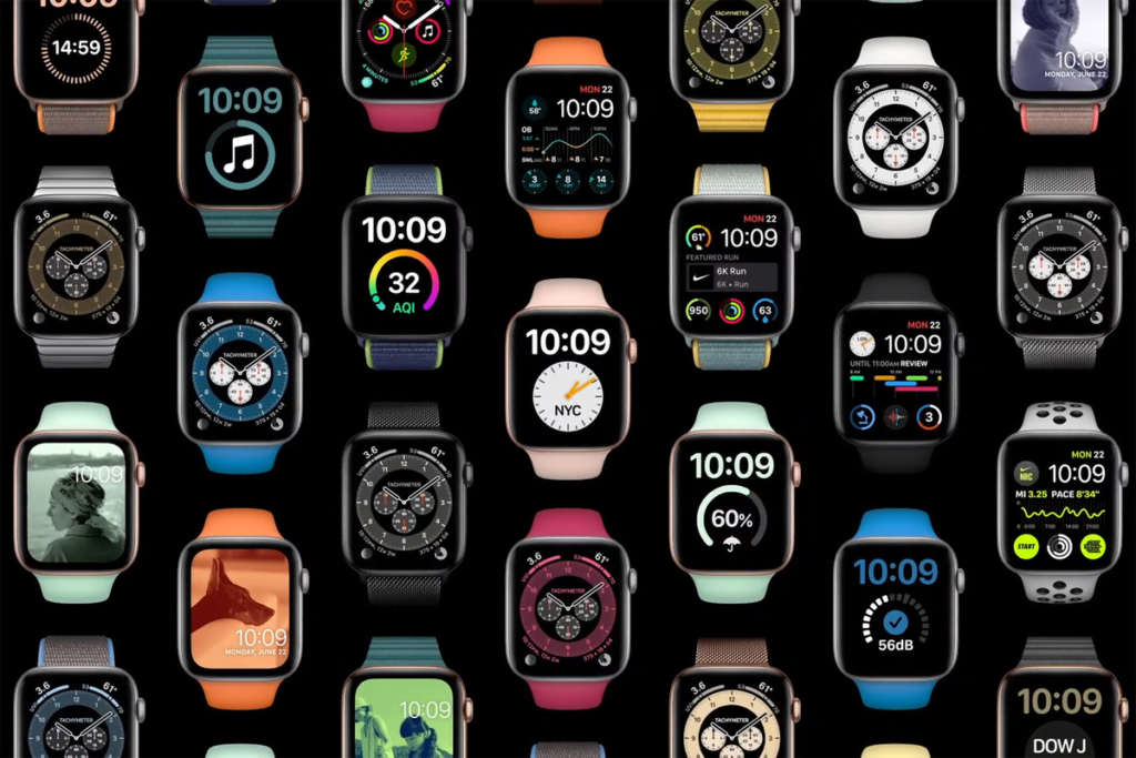 Download di WatchOS 7
