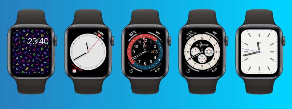 Condividere le WatchFaces con Apple Watch