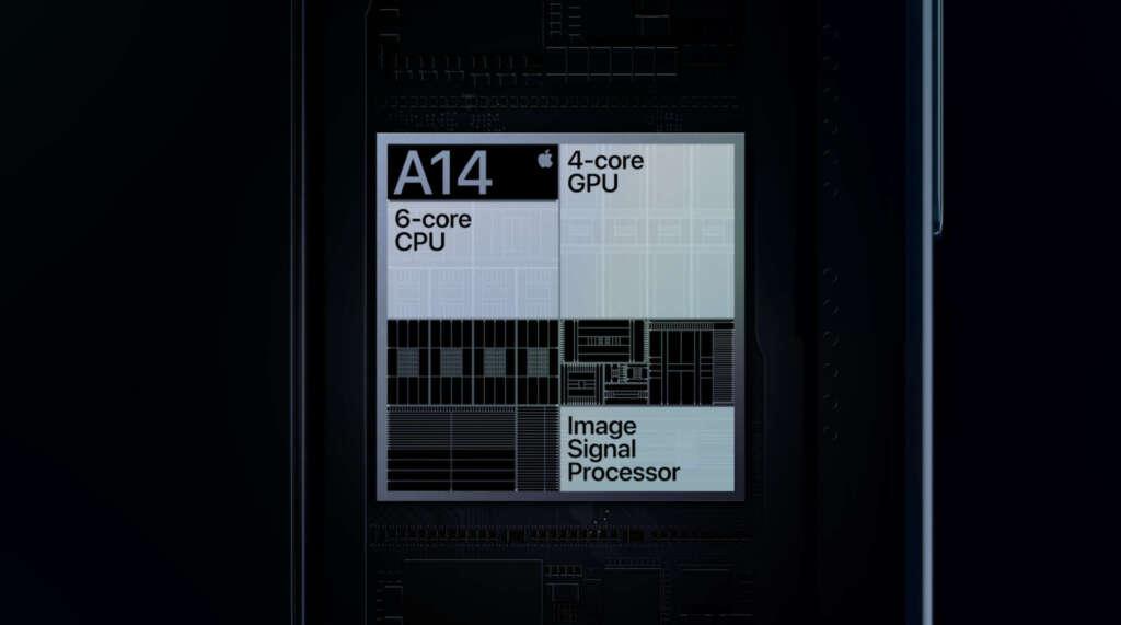 iPhone 12 Pro GPU