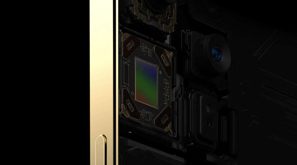 iPhone 12 Pro fotocamera