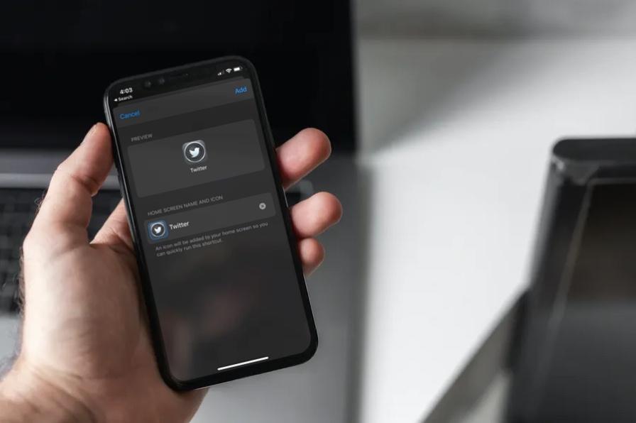 cambiare le icone su iPhone