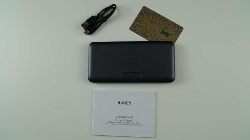 Aukey PB-WL03