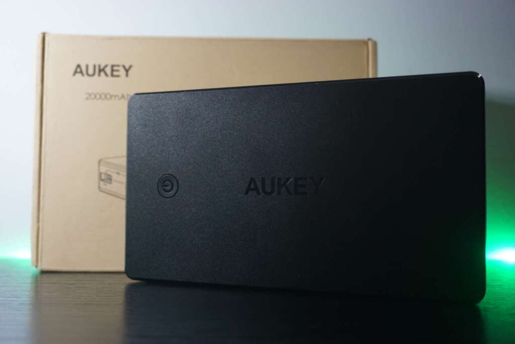 AUKEY Powerbank Lightning