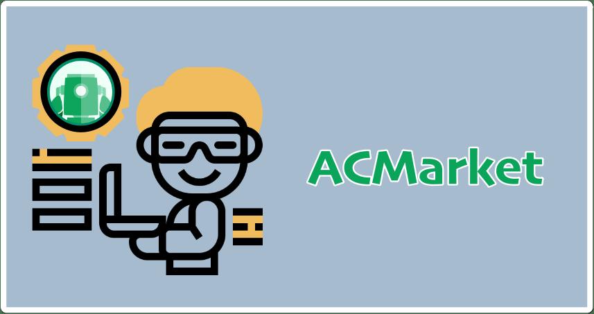 Installare ACMarket su Android