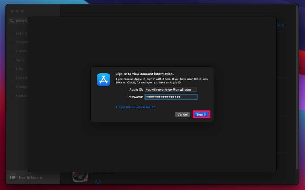 Come gestire gli abbonamenti su Mac 4