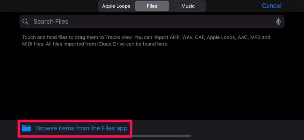 Rendere una registrazione una suoneria su iPhone 6