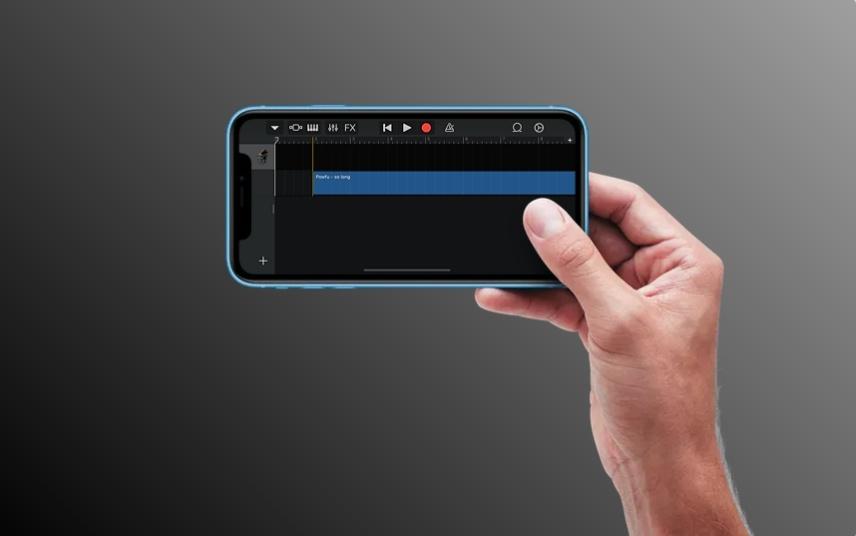 Rendere una registrazione una suoneria su iPhone