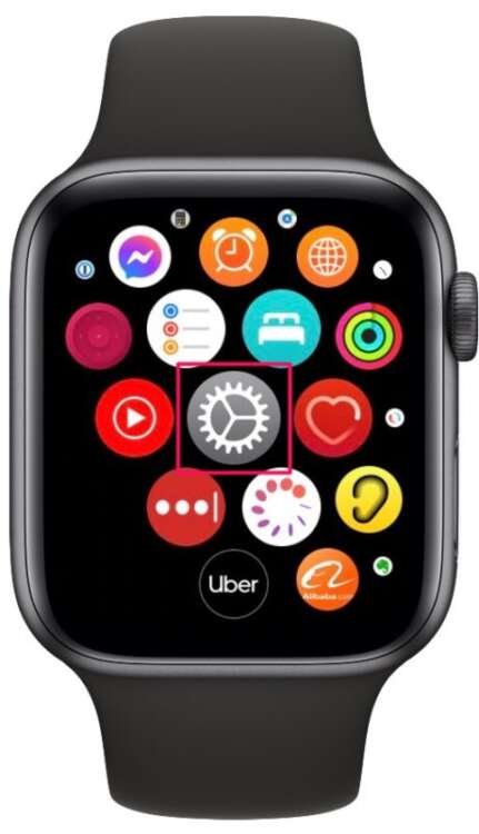 Password complessa su Apple Watch 1