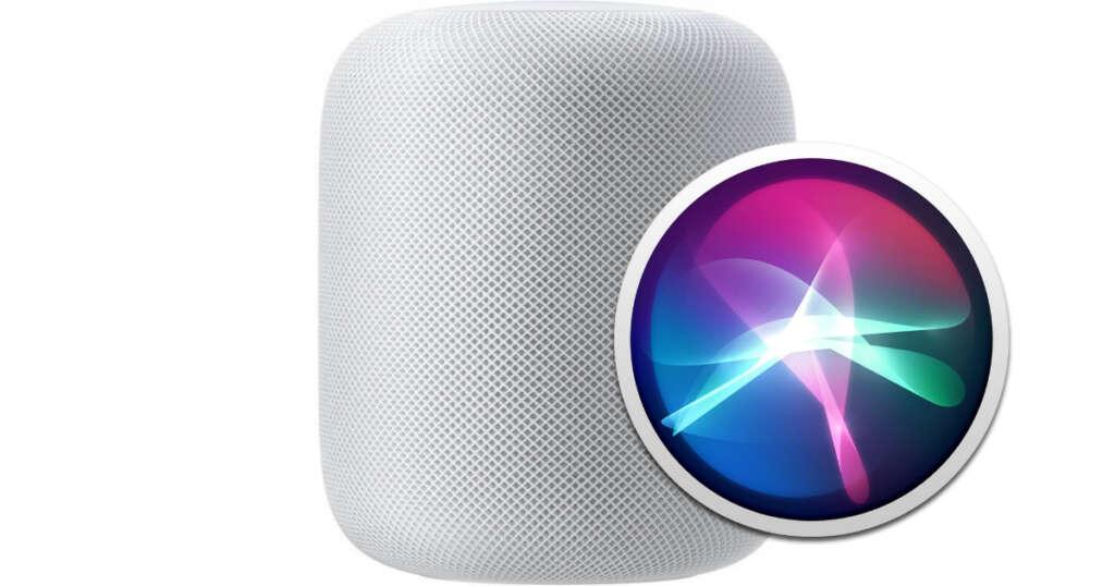 Cambiare il volume di Siri su HomePod