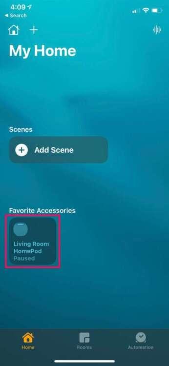 Come cambiare la lingua dell'HomePod 1