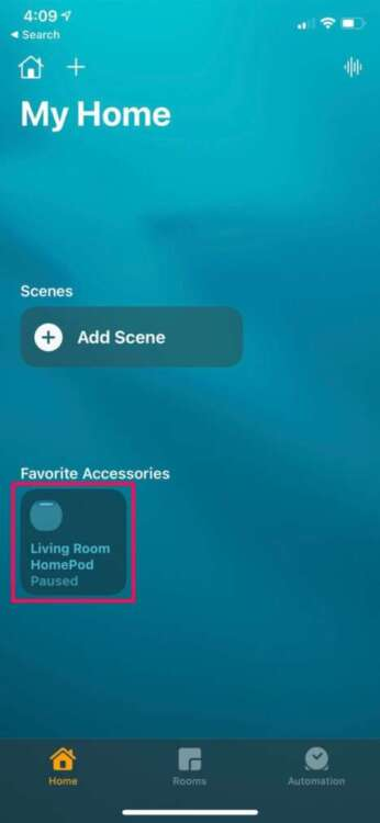 Come formattare l'Homepod 1