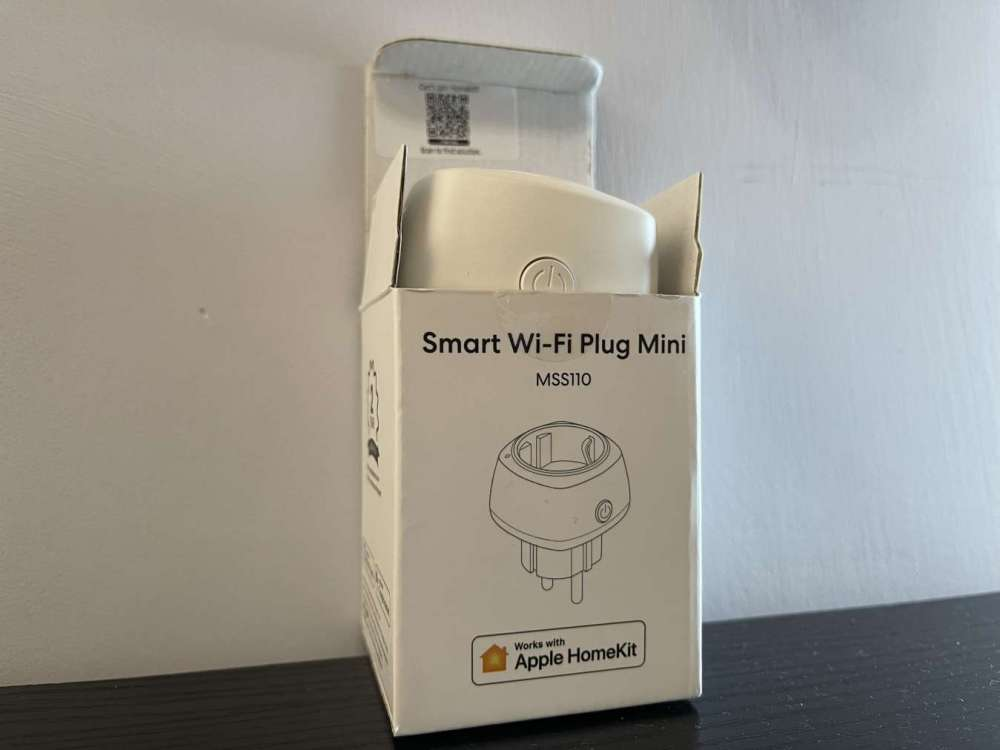 Presa smart Mini Homekit di meross