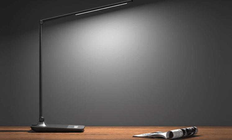 Lampada da scrivania Homekit di Meross