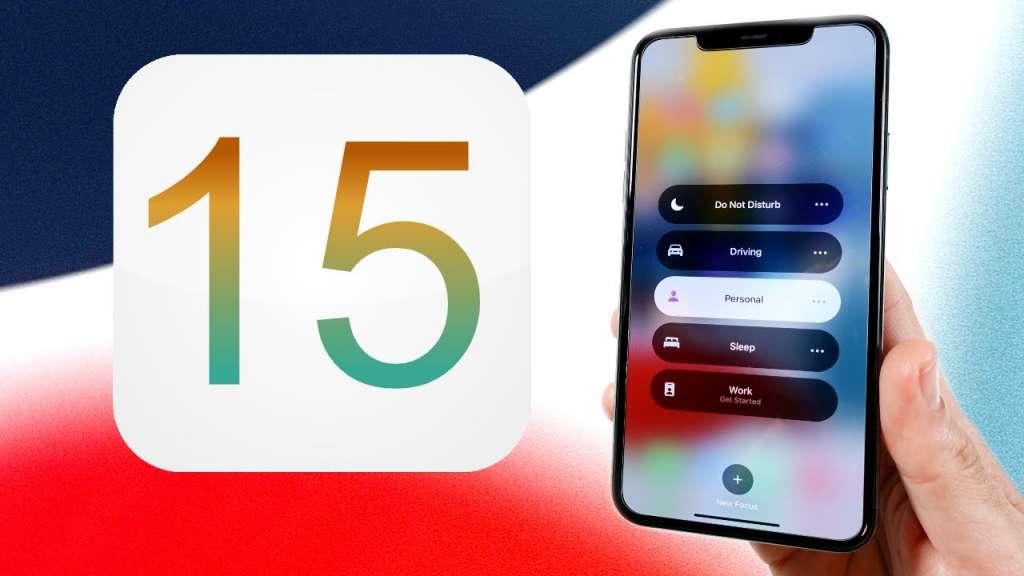 Anteprima iOS  15