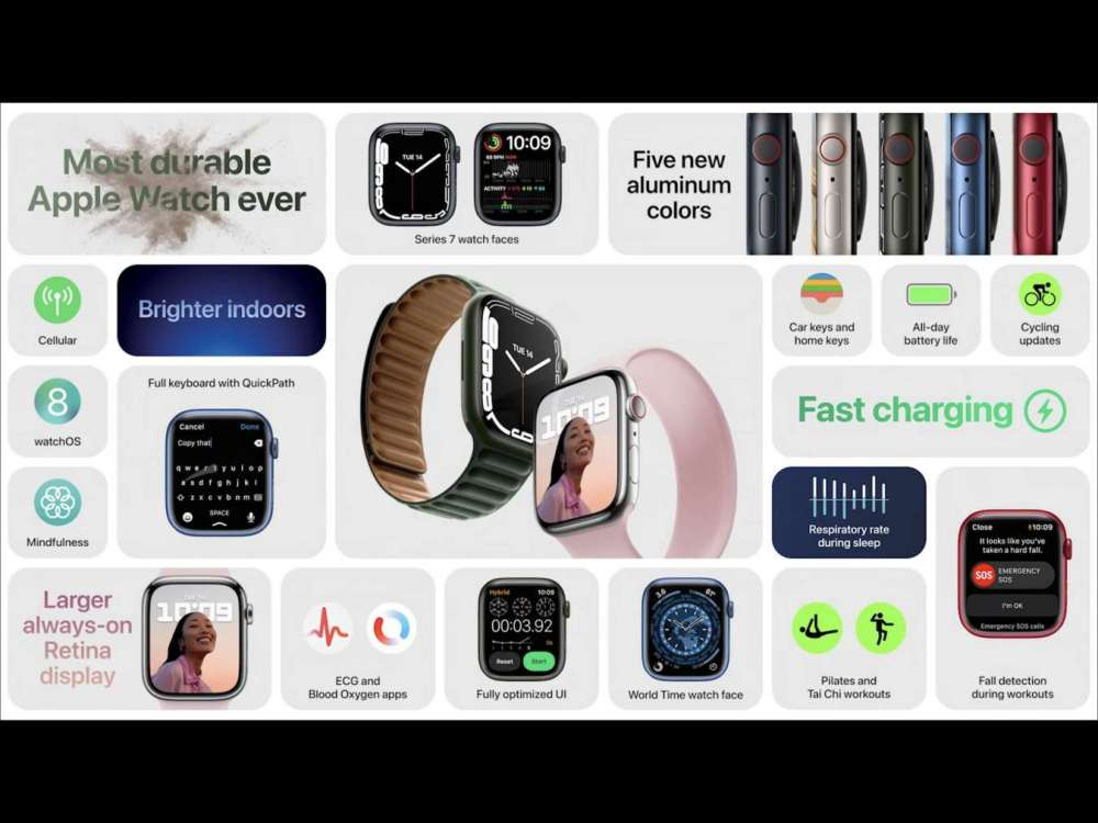 Apple Watch 7 2