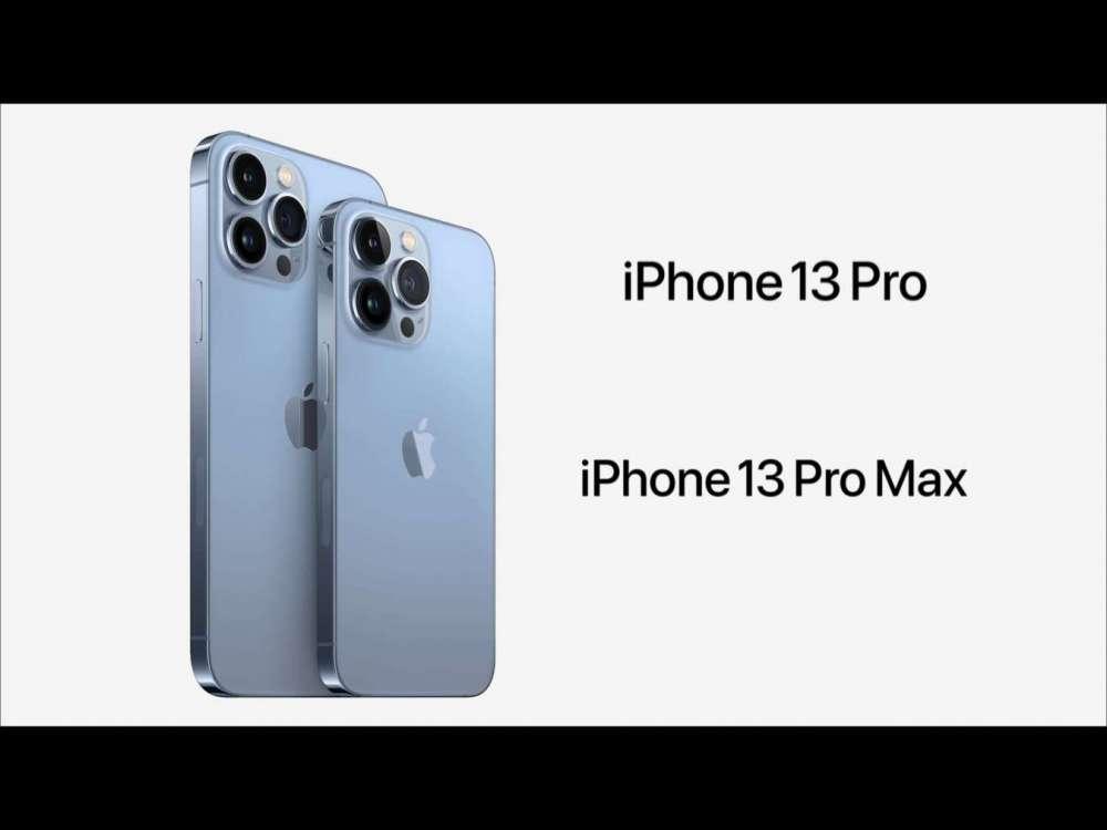 belle News sull'iPhone 13